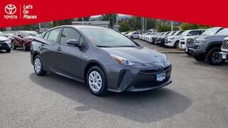 New 2021 Toyota Prius LE Hatchback Redding, CA
