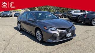 Certified Pre-Owned 2018 Toyota Camry LE Sedan Redding, CA