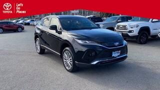 New 2021 Toyota Venza XLE SUV Redding, CA