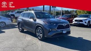 New 2021 Toyota Highlander Hybrid XLE SUV Redding, CA