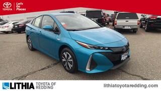New 2019 Toyota Prius Prime Plus Hatchback Redding, CA