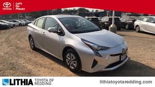 New 2018 Toyota Prius Four Hatchback Redding, CA