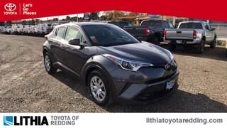New 2019 Toyota C-HR LE SUV Redding, CA