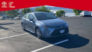 New 2021 Toyota Corolla Hybrid LE Sedan Redding, CA
