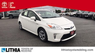 Certified Pre-Owned 2015 Toyota Prius Two Hatchback Redding, CA