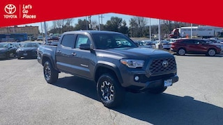 New 2021 Toyota Tacoma TRD Off Road V6 Truck Double Cab Redding, CA