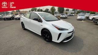 New 2021 Toyota Prius 20th Anniversary Edition Hatchback Redding, CA