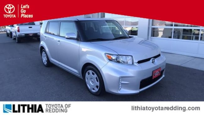 Certified Pre-Owned 2014 Scion xB Base Wagon Redding, CA