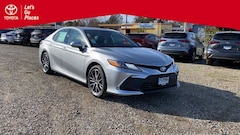 New 2021 Toyota Camry Hybrid XLE Sedan in Redding, CA