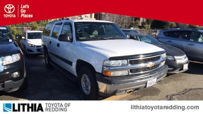 Used 2004 Chevrolet Suburban 1500 SUV Redding, CA