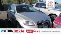 Used 2013 Audi Q5 2.0T Premium SUV Springfield, OR