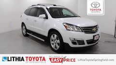 Used 2016 Chevrolet Traverse LTZ SUV Springfield, OR