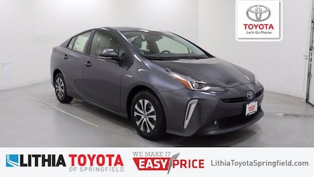 New 2021 Toyota Prius XLE Hatchback Springfield, OR