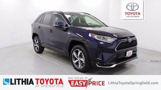 New 2021 Toyota RAV4 Prime SE SUV Springfield, OR