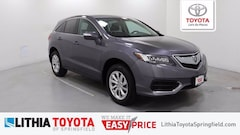 Used 2017 Acura RDX V6 AWD with AcuraWatch Plus Package SUV Springfield, OR