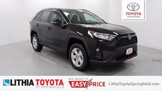 New 2021 Toyota RAV4 XLE SUV For Sale in Springfield, OR