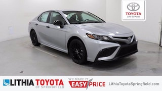 New 2021 Toyota Camry Nightshade Sedan Springfield, OR
