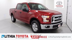 Used 2016 Ford F-150 Truck SuperCrew Cab Springfield, OR