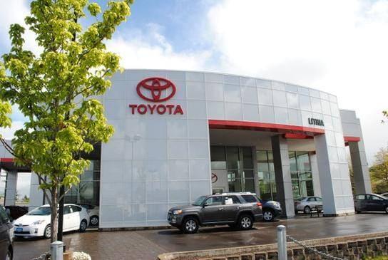 Toyota Dealer Near Eugene Or Lithia Toyota Of Springfield