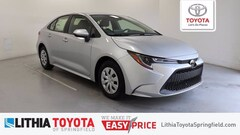 New 2021 Toyota Corolla L Sedan Springfield, OR