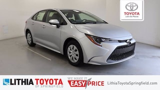 New 2021 Toyota Corolla L Sedan Springfield, OR