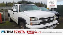 Used 2006 Chevrolet Silverado 1500 Truck Extended Cab Springfield, OR
