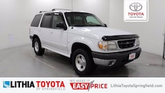 Used 2000 Ford Explorer XLT SUV Springfield, OR