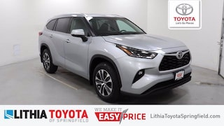 New 2021 Toyota Highlander XLE SUV For Sale in Springfield, OR