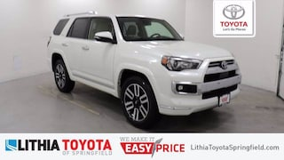 New 2021 Toyota 4Runner Limited SUV For Sale in Springfield, OR