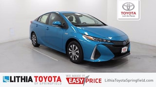New 2021 Toyota Prius Prime LE Hatchback Springfield, OR
