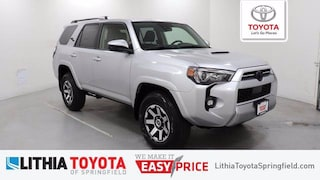 New 2021 Toyota 4Runner TRD Off Road SUV Springfield, OR