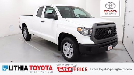 New 2021 Toyota Tundra SR 5.7L V8 Truck Double Cab Springfield, OR