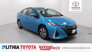 Certified Pre-Owned 2017 Toyota Prius Prime 5-Door Three Hatchback Springfield, OR