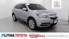 Used 2016 Acura MDX 3.5L w/Technology Pkg SUV Springfield, OR