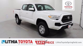 2017 Toyota Tacoma SR V6 Truck Double Cab Springfield, OR