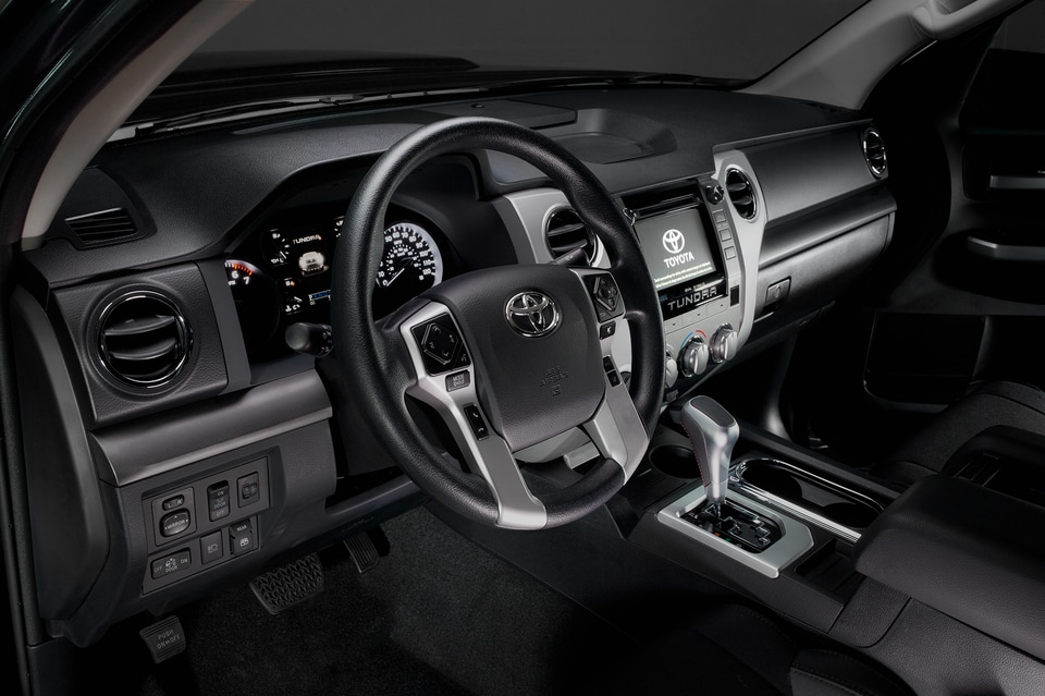 2018 toyota tundra interior blends luxury and practicality lithia