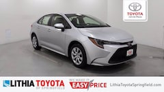 New 2021 Toyota Corolla LE Sedan Springfield, OR