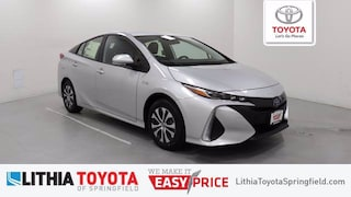 New 2021 Toyota Prius Prime XLE Hatchback Springfield, OR
