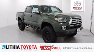 New 2021 Toyota Tacoma Limited V6 Truck Double Cab Springfield, OR