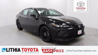 New 2021 Toyota Avalon XSE Nightshade Sedan Springfield, OR