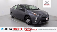 New 2021 Toyota Prius LE Hatchback Springfield, OR