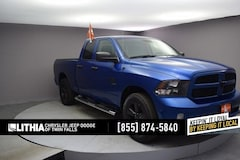 New Ram 1500 For Sale in Twin Falls, Idaho | Lithia Chrysler Jeep