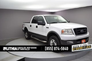 Used 2005 Ford F-150 SuperCrew Truck SuperCrew Cab Twin Falls, ID