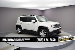 Certified Pre-Owned 2015 Jeep Renegade Latitude FWD SUV Twin Falls, ID