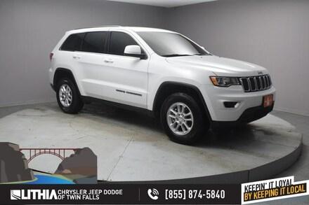 Used 2019 Jeep Grand Cherokee Laredo SUV Twin Falls, ID