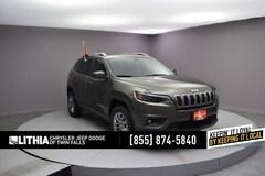 New 2019 Jeep Cherokee LATITUDE PLUS 4X4 Sport Utility Twin Falls, ID