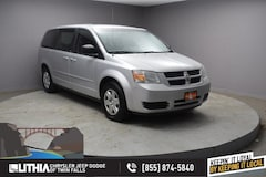 Bargain Used 2010 Dodge Grand Caravan SE Van Twin Falls, ID