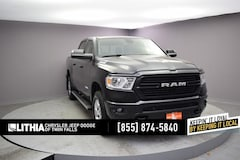 New 2019 Ram 1500 BIG HORN / LONE STAR CREW CAB 4X4 5'7 BOX Crew Cab For sale in Twin Falls ID