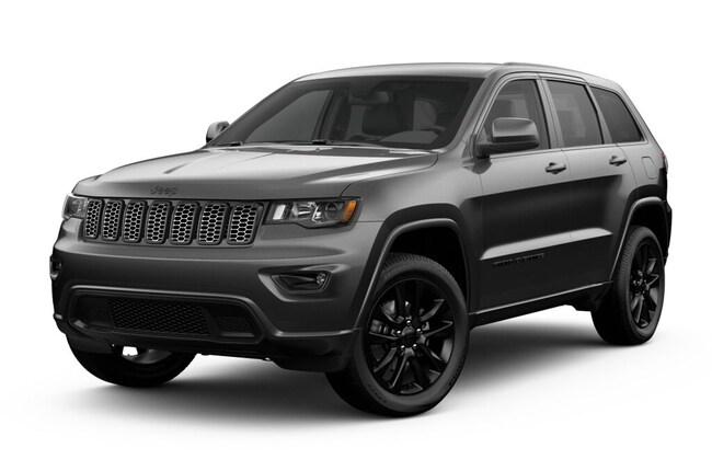 New 2019 Jeep Grand Cherokee ALTITUDE 4X4 Sport Utility Twin Falls, ID