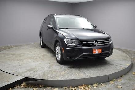Used 2018 Volkswagen Tiguan 2.0T S 4MOTION SUV Twin Falls, ID